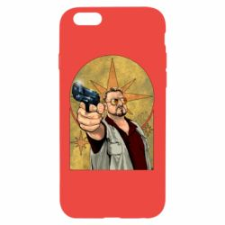 Чохол для iPhone 6/6S Walter Sobchak