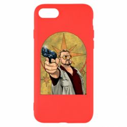 Чохол для iPhone 8 Walter Sobchak
