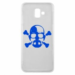 Чохол для Samsung J6 Plus 2018 walter white і кістки