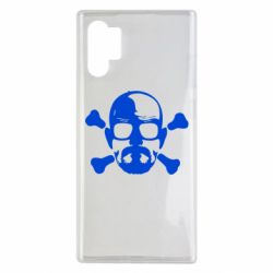 Чохол для Samsung Note 10 Plus walter white і кістки
