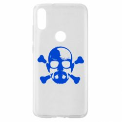 Чохол для Xiaomi Mi Play walter white і кістки