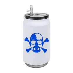 Термобанка 350ml walter white і кістки