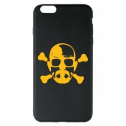 Чохол для iPhone 6 Plus/6S Plus walter white і кістки