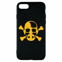 Чохол для iPhone 8 walter white і кістки