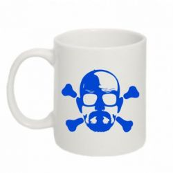 Кружка 320ml walter white і кістки