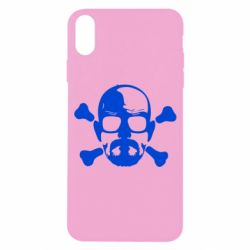 Чохол для iPhone X/Xs walter white і кістки