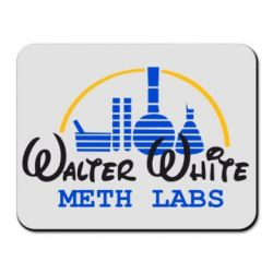 Коврик для мыши Walter White Meth Labs - FatLine