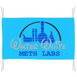 Прапор Walter White Meth Labs