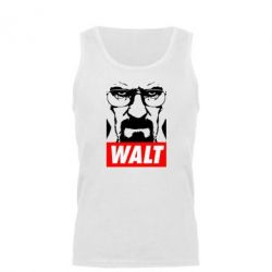Мужская майка Walter White Obey - FatLine