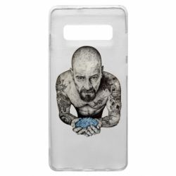 Чохол для Samsung S10+ Walter White with meth