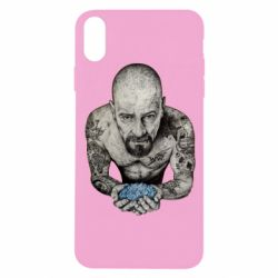 Чохол для iPhone X/Xs Walter White with meth