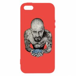 Чохол для iphone 5/5S/SE Walter White with meth