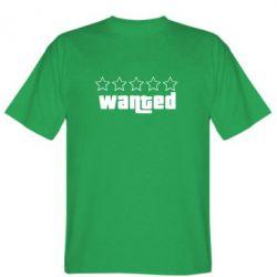 Чоловіча футболка Wanted