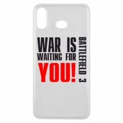 Чехол для Samsung A6s War is waiting for you! - FatLine