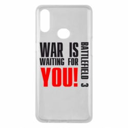 Чехол для Samsung A10s War is waiting for you!