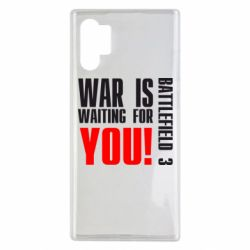 Чехол для Samsung Note 10 Plus War is waiting for you!