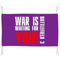 Флаг War is waiting for you!