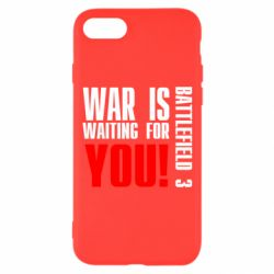 Чехол для iPhone 8 War is waiting for you!