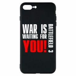 Чехол для iPhone 8 Plus War is waiting for you! - FatLine