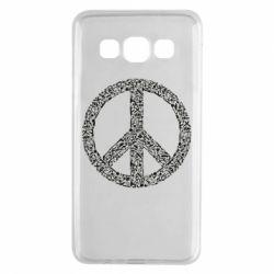 Чохол для Samsung A3 2015 War Peace