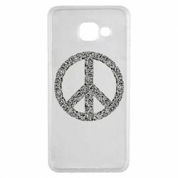Чохол для Samsung A3 2016 War Peace