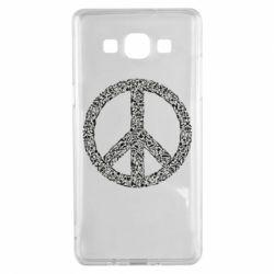 Чохол для Samsung A5 2015 War Peace