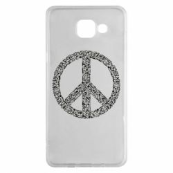 Чохол для Samsung A5 2016 War Peace