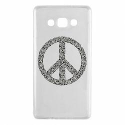 Чохол для Samsung A7 2015 War Peace