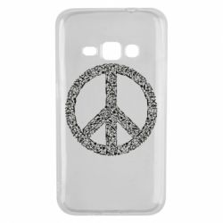 Чохол для Samsung J1 2016 War Peace