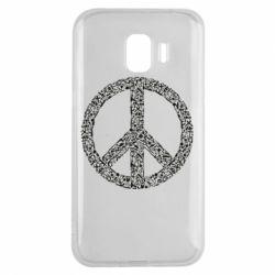 Чохол для Samsung J2 2018 War Peace