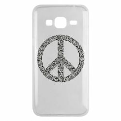 Чохол для Samsung J3 2016 War Peace