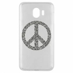 Чохол для Samsung J4 War Peace
