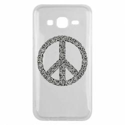 Чохол для Samsung J5 2015 War Peace