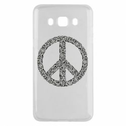 Чохол для Samsung J5 2016 War Peace