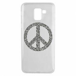 Чохол для Samsung J6 War Peace