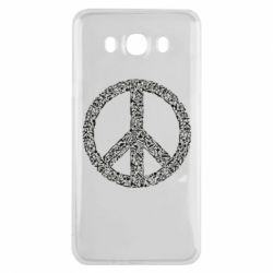Чохол для Samsung J7 2016 War Peace