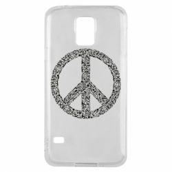 Чохол для Samsung S5 War Peace