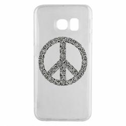 Чохол для Samsung S6 EDGE War Peace