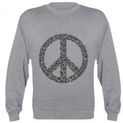 Реглан (світшот) War Peace