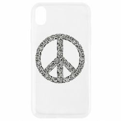 Чохол для iPhone XR War Peace
