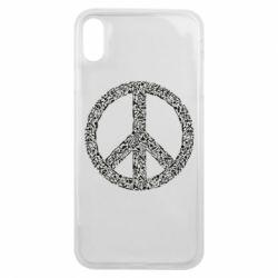 Чохол для iPhone Xs Max War Peace