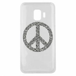 Чохол для Samsung J2 Core War Peace