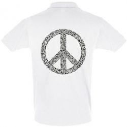 Футболка Поло War Peace