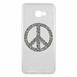 Чохол для Samsung J4 Plus 2018 War Peace
