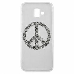 Чохол для Samsung J6 Plus 2018 War Peace