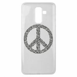Чохол для Samsung J8 2018 War Peace