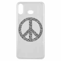Чохол для Samsung A6s War Peace