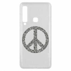 Чохол для Samsung A9 2018 War Peace