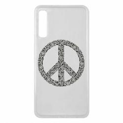 Чохол для Samsung A7 2018 War Peace