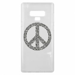 Чохол для Samsung Note 9 War Peace
